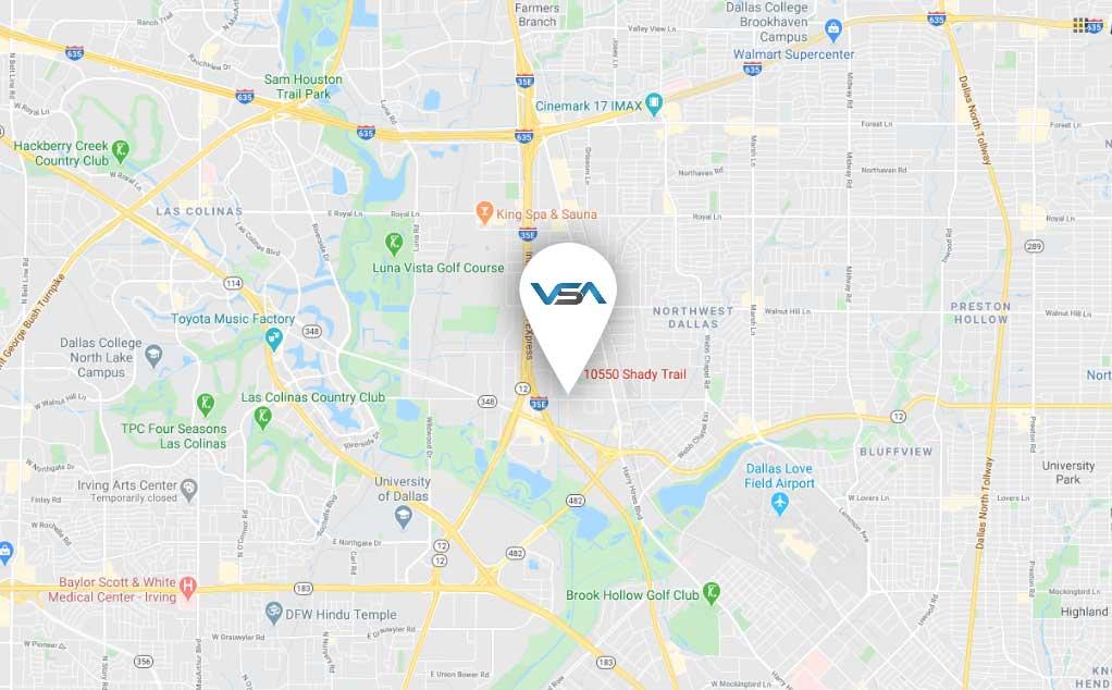 VSA-Map